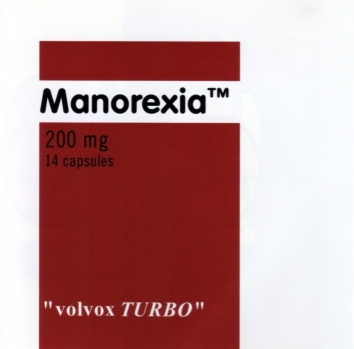 Manorexia: Volvox Turbo
